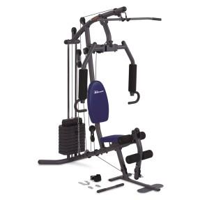 Estação de Musculação 35 Exercícios Polimet Poligym 3500