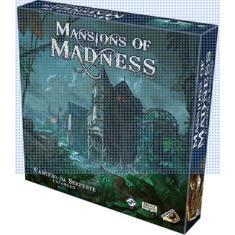 Expansão Jogo Mansions of Madness: Caminho da Serpente Galápagos