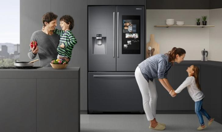 Family Hub, a geladeira inteligente da Samsung, chega ao Brasil