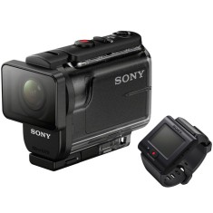 Foto Filmadora Sony Action Cam HDR-AS50R Full HD