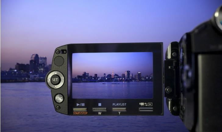Filmadoras Full HD: qual a melhor?