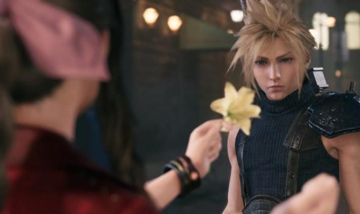 Final Fantasy VII: Remake para PS4 ganha novo trailer com gameplay