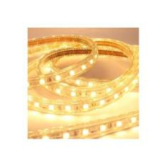 Fita LED Luz Branco Quente IP-65 14,4W 127V Eletrorastro