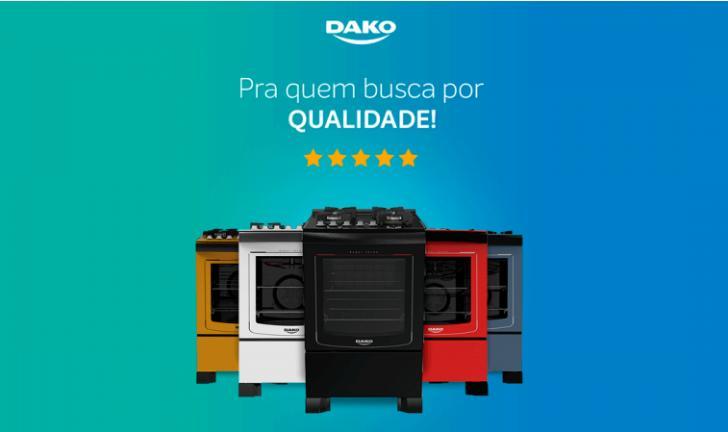 Fogão Dako: conheça as linhas e os melhores produtos da marca em 2020