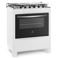 Fogão de Piso Electrolux 5 Bocas Acendimento Automático 76LBU