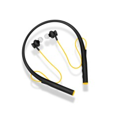 Fone de Ouvido Bluetooth com Microfone Pulse Rubber PH240 Gerenciamento chamadas
