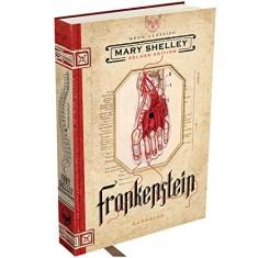 Frankenstein, ou o Prometeu Moderno - Shelley, Mary - 9788594540188