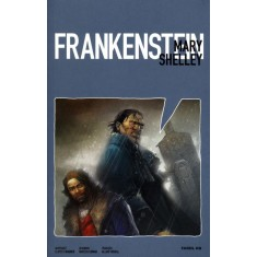 Frankenstein - Shelley, Mary - 9788562525872
