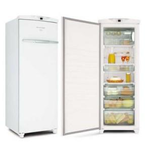 Freezer Vertical 228 Litros Frost Free Brastemp BVR28HB