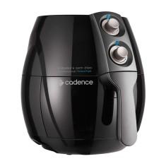 Fritadeira Elétrica Sem óleo Cadence Perfect Fryer FRT531 Capacidade Total 2,3l Timer com desligamento automático