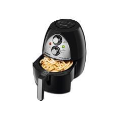 Fritadeira Elétrica Sem óleo Mondial Family INOX 3 NAF-03I 2,5l