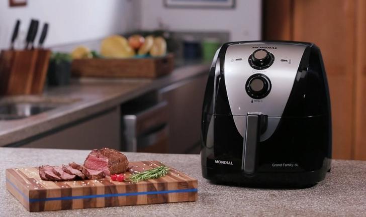 Fritadeira Elétrica sem óleo Mondial Grand Family AF-17 ou AF-19? Qual é o melhor custo-benefício?