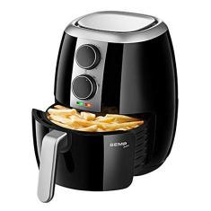 Fritadeira Elétrica Sem óleo Semp Air Fryer Easy Fit AF3018PR Capacidade Total 3,5l