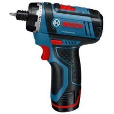 Furadeira / Parafusadeira 1/4 Bosch - GSR 10,8