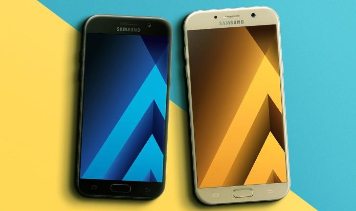 Galaxy A5 2017 ou Galaxy A7 2017: qual o melhor smartphone intermediário da Samsung?