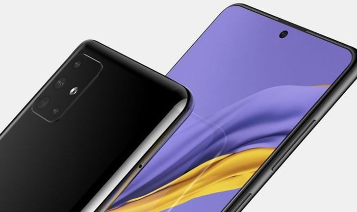 Galaxy A51, sucessor do Galaxy A50, tem ficha técnica e imagens vazadas