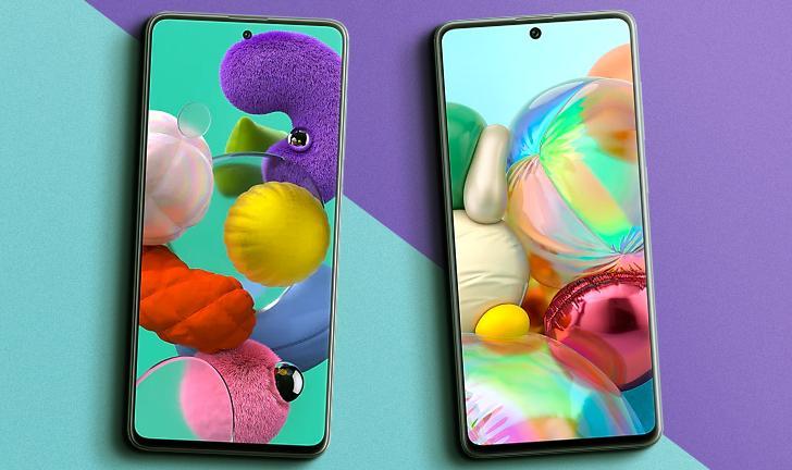Galaxy A51 vs Galaxy A71 entenda as diferenças entre os celulares Samsung