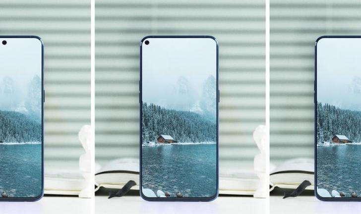 Galaxy A8S: Samsung revela novo Smartphone sem Notch