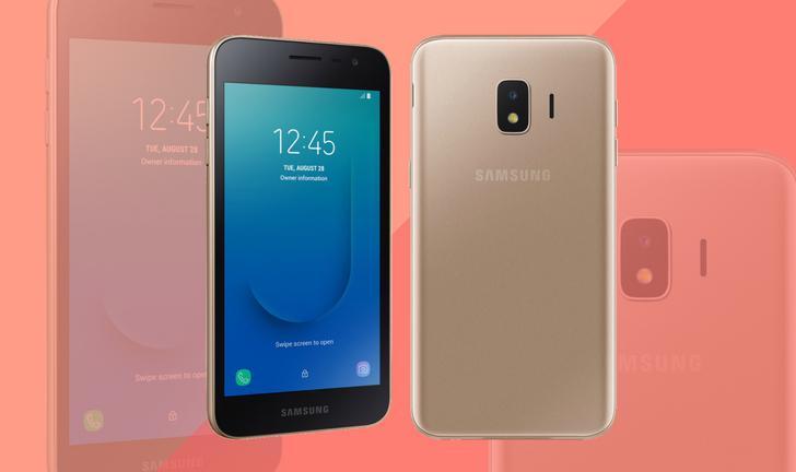Galaxy J2 Core: conheça o primeiro Samsung com Android Go