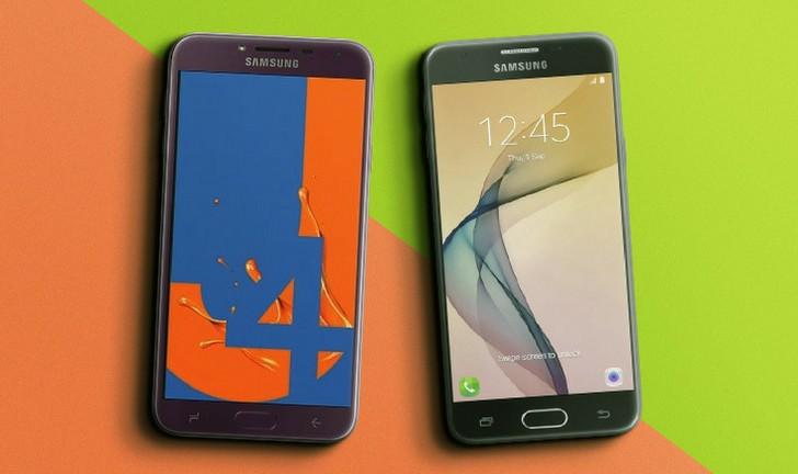 Galaxy J4 vs Galaxy J5 Prime: compare os celulares da Samsung