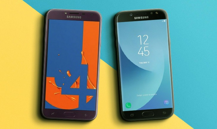 Galaxy J4 vs Galaxy J5 Pro: compare a ficha técnica dos celulares