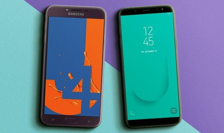 0b2f1349c4 Galaxy J4 vs Galaxy J6  um duelo de intermediários da Samsung