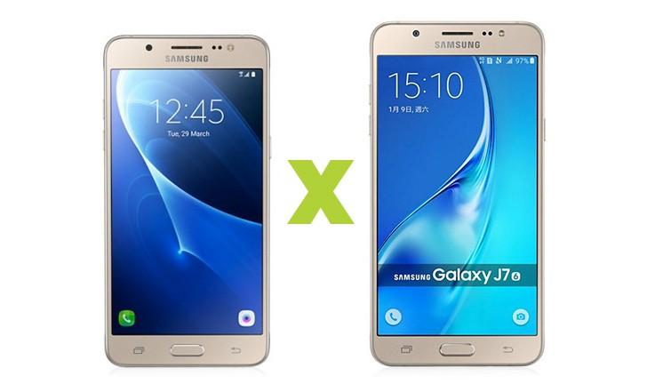 Galaxy J5 2016 vs Galaxy J7 2016: veja as diferenças entre os celulares Samsung