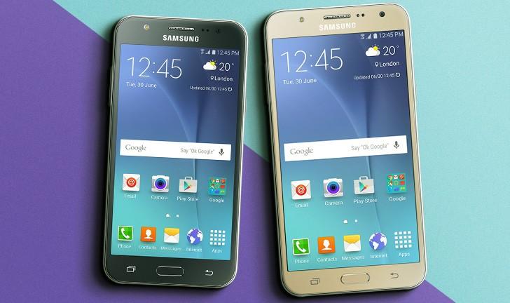 2f9c450058 Galaxy J5 ou Galaxy J7  qual a diferença entre esses celulares Samsung