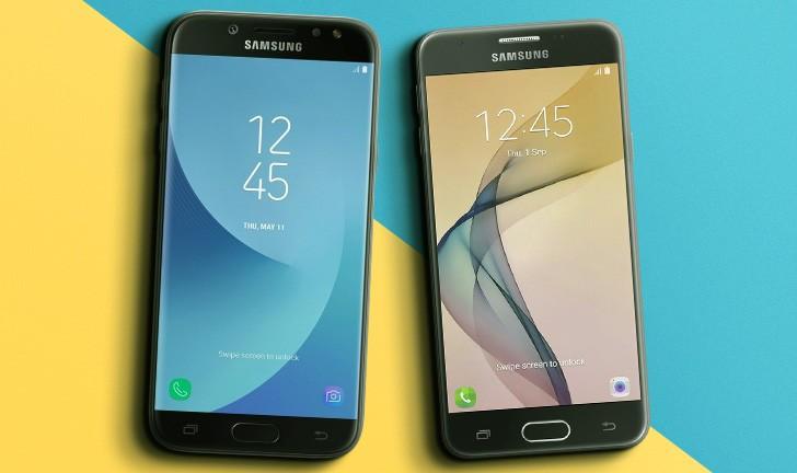 Galaxy J5 Pro vs Galaxy J5 Prime: quem ganha essa?