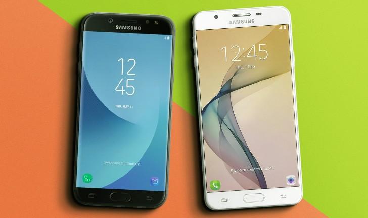 Galaxy J5 Pro vs Galaxy J7 Prime: veja o duelo da linha J