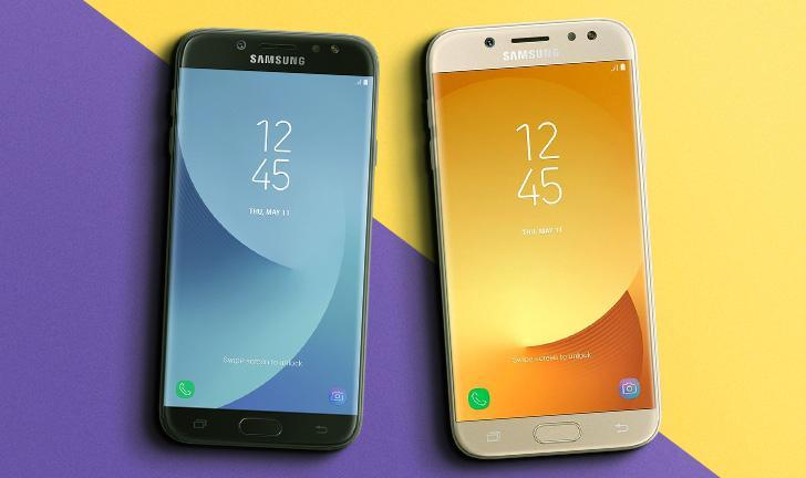 Galaxy J5 Pro vs Galaxy J7 Pro: qual o melhor intermediário Samsung?