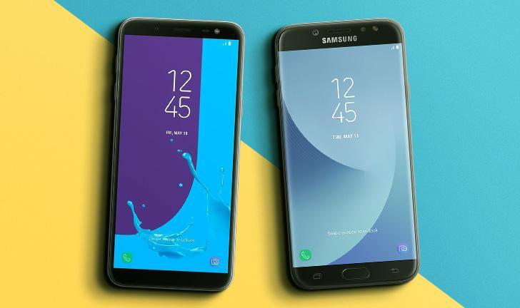 Galaxy J6 vs Galaxy J5 Pro: compare os recursos dos celulares Samsung
