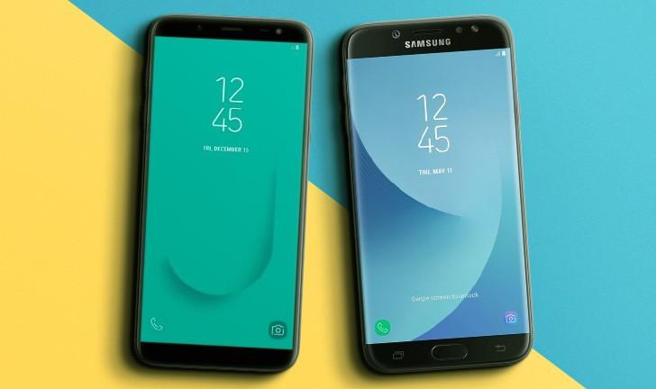 Galaxy J6 vs Galaxy J7 Pro: um duelo de smartphones intermediários
