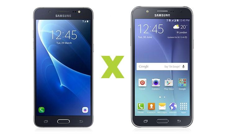 Galaxy J7 2016 vs Galaxy J7 2015: veja a comparação entre esses smartphones Samsung