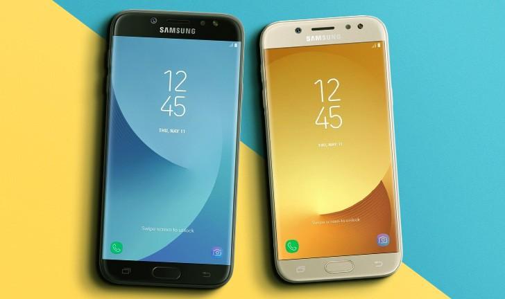 668de62ee00 Galaxy J7 Pro vs Galaxy J5 Pro  quem vence essa batalha