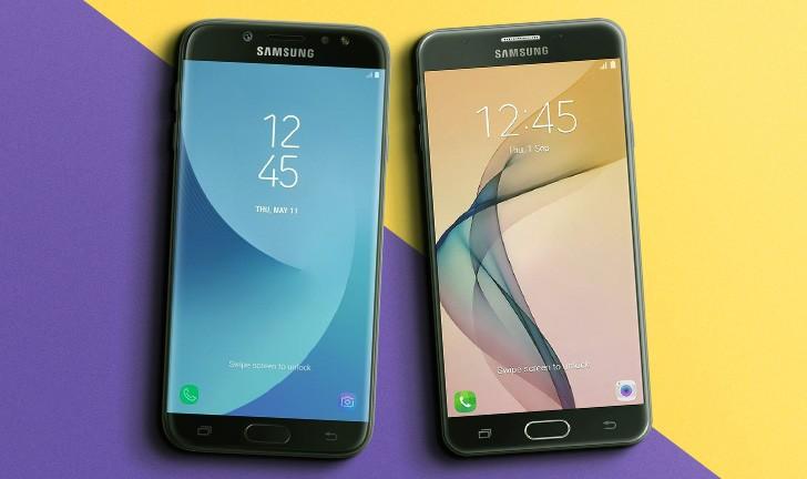 Galaxy J7 Pro vs Galaxy J7 Prime: qual smartphone da Samsung é melhor?