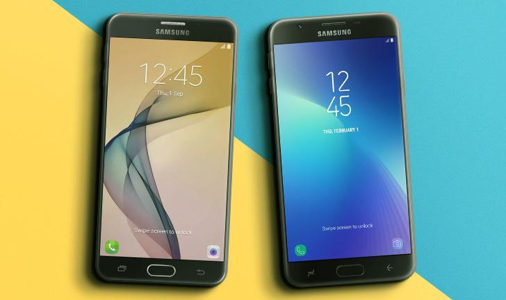 53aa441a1 Galaxy J8 vs Galaxy J7 Prime 2  saiba qual o melhor intermediário Samsung  para você