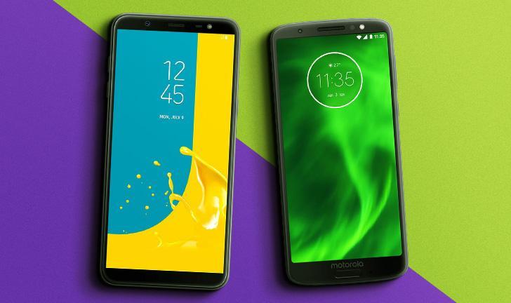 Galaxy J8 vs Moto G6: compare a ficha técnica os recursos dos smartphones