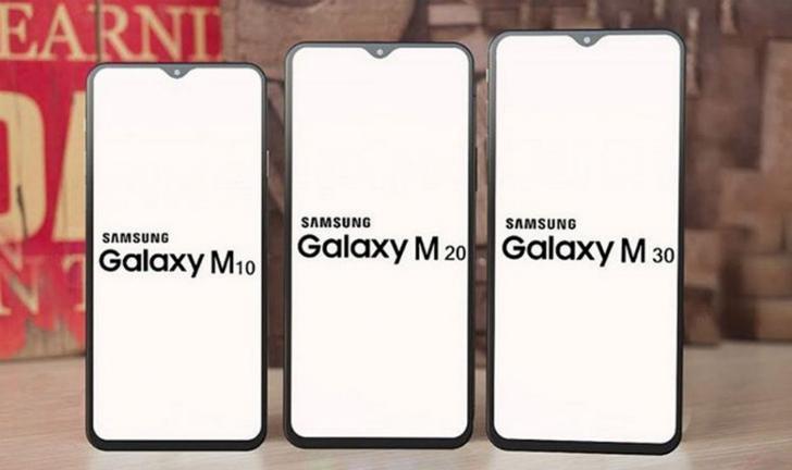 Galaxy M30 surge em imagem e tem especificações vazadas