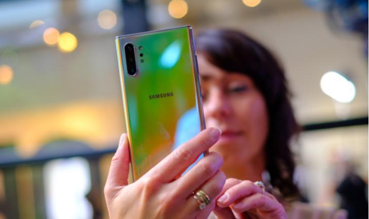 Galaxy Note 10 Plus é o celular com a melhor câmera do mundo, diz DxOMark