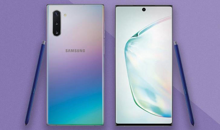 Galaxy Note 10: preço, cores e acessórios são revelados em vazamento