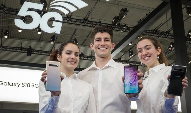 Galaxy S10 5G empata com Huawei P30 Pro como melhor câmera em um celular
