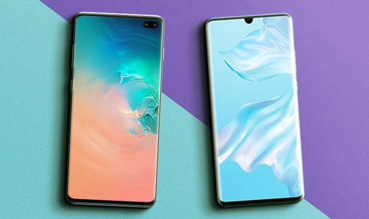 Galaxy S10 Plus vs Huawei P30 Pro: compare os celulares com câmera poderosa
