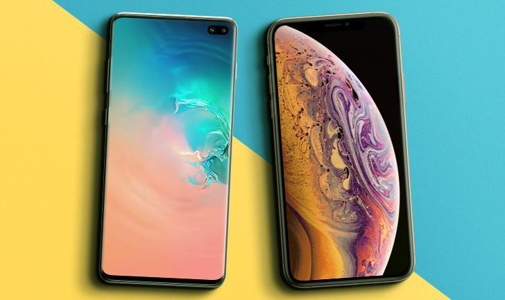 Galaxy S10 Plus vs iPhone XS Max: qual é o melhor celular premium?