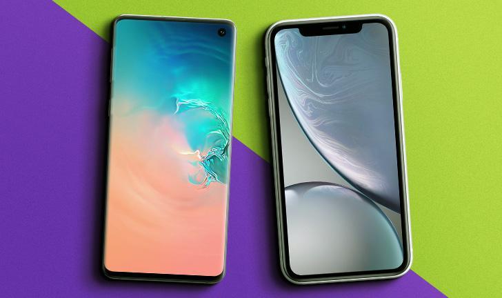 Galaxy S10 vs iPhone XR: compare preço e ficha técnica dos celulares premium