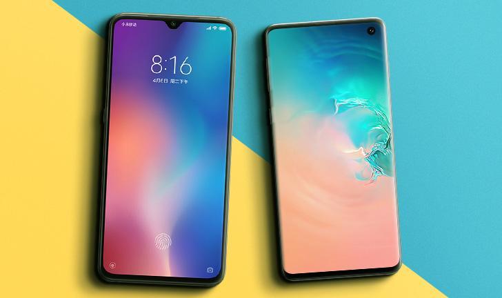 Galaxy S10 vs Xiaomi Mi 9: qual o melhor celular top de linha?