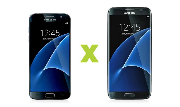 Galaxy S7 ou Galaxy S7 Edge: qual smartphone top de linha Samsung comprar?