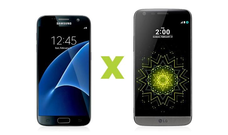 Galaxy S7 vs LG G5 SE: qual smartphone top de linha escolher?