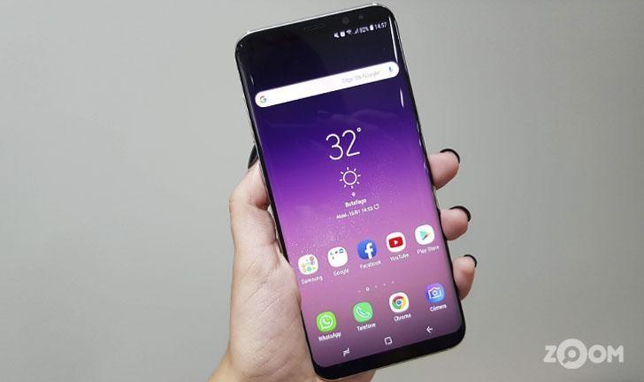 Galaxy S8 com Android 9 Pie: como atualizar o celular Samsung