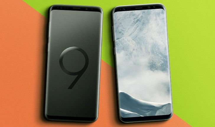 galaxy s9 plus vs galaxy s8 plus, galaxy s8 plus vs galaxy s9 plus